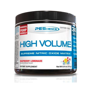PREWORKOUT High Volume PEScience