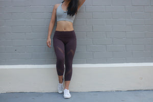 BIKRAM Cropped Leggings