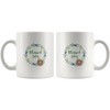 BIBLE COFFEE MUG, FAITH COFFEE MUG, BIBLE TEA MUG, FAITH TEA MUG, CHRISTMAS GIFT FOR HER-I AM THE BLESSED SON.