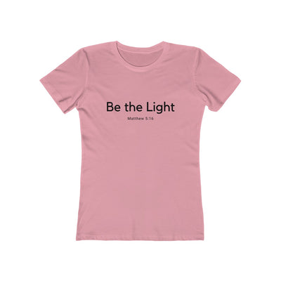 Be the light t shirt--- Matthew 5:16 shirt