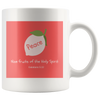 Scripture mug-Nine fruits of the holy spirit: Peace