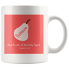 Scripture mug-Nine fruits of the holy spirit: Patience