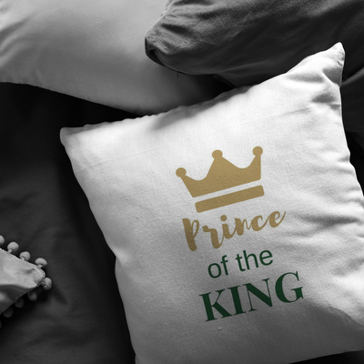Throw pillow- Prince of the King
