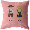 Scripture pillows-Love one another