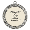 Scripture jewelry-You are the daughter of the King!