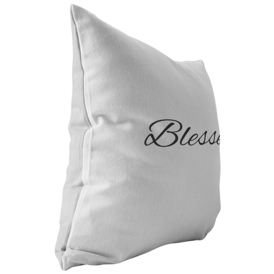 Scripture pillows-You are blessed by God