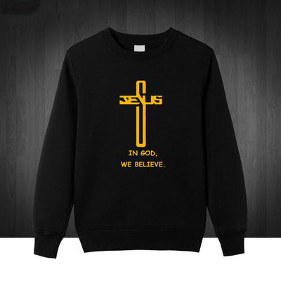Scripture Inspirational  Sweatshirt-Trust in Lord