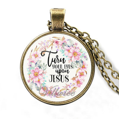 New Bible Verses Necklace