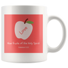Scripture mug-Nine fruits of the holy spirit: Love