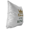 Throw pillow- Princess of the King
