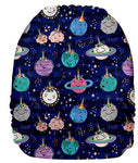 Upright Bum Print - PD28241U (Shell Only)