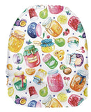 Upright Bum Print - PD30081U (Shell Only)