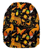 Upright Bum Print - PD32102U (Shell Only)