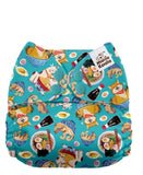 Upright Bum Print - PD34014U (Shell Only)