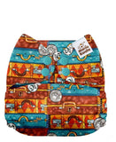 Upright Bum Print - PD34045U (Shell Only)