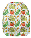 Upright Bum Print - PD34067U (Shell Only)