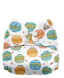 Upright Bum Print - PD34070U (Shell Only)
