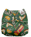 Pocket Nappy - 7012 (Shell Only)