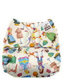 Pocket Nappy - 7058 (Shell Only)