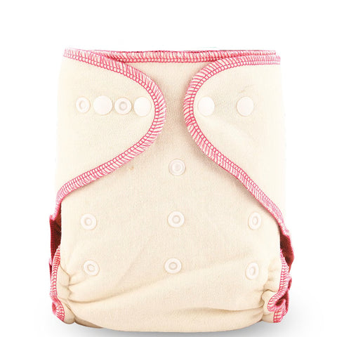 Hemp-Fitted Night Nappies - Chirpy Cheeks Nappy Store - cloth nappies, wetbags, mama pads, breast pads, swim nappies