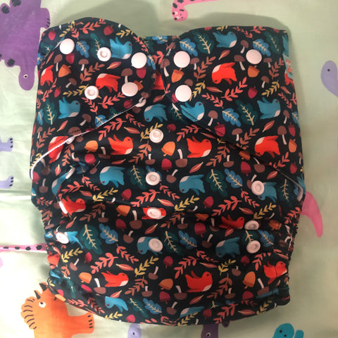 Big-Size Pocket Nappy - ZH148