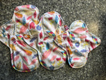 Mama Pad - MN57 - Chirpy Cheeks Nappy Store - cloth nappies, wetbags, mama pads, breast pads, swim nappies