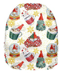 Upright Bum Print - PD35131U (Shell Only)