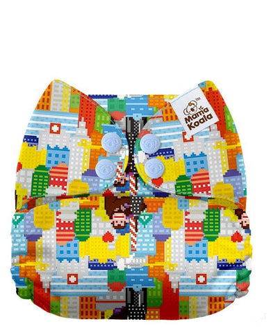 Upright Bum Print - PD35152U (Shell Only)