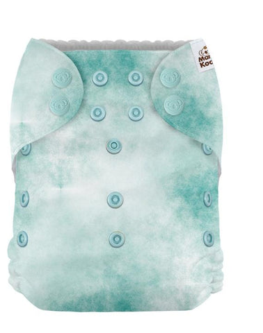 Embroidered Pocket Nappy - PD35412ZE (Shell Only)