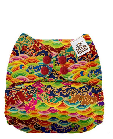 Upright Bum Print - PD38202U (Shell Only)