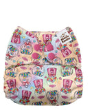 Upright Bum Print - PD39317U (Shell Only)