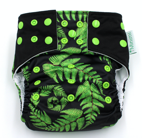 Minimi Kiwi Kope Nappy (pocket shell only)