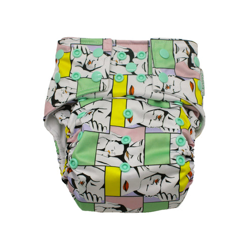Minimi Sweet Slumber Nappy (pocket shell only)