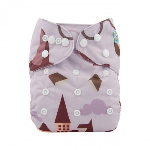OSFM All-In-One - AO-H100 - Chirpy Cheeks Nappy Store - cloth nappies, wetbags, mama pads, breast pads, swim nappies
