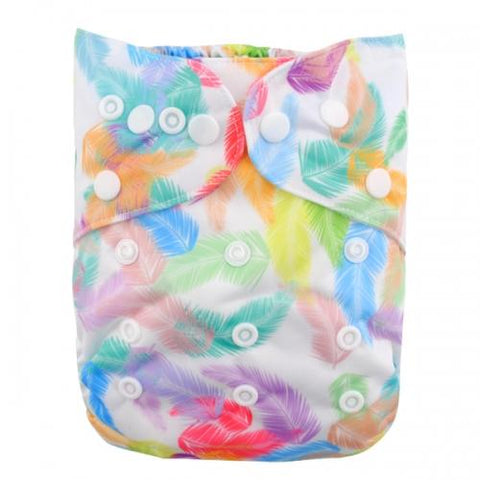 OSFM All-In-One - AO-YA75 - Chirpy Cheeks Nappy Store - cloth nappies, wetbags, mama pads, breast pads, swim nappies