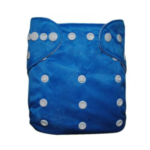 OSFM Bamboo Pocket Nappy - BB06 - Chirpy Cheeks Nappy Store - cloth nappies, wetbags, mama pads, breast pads, swim nappies