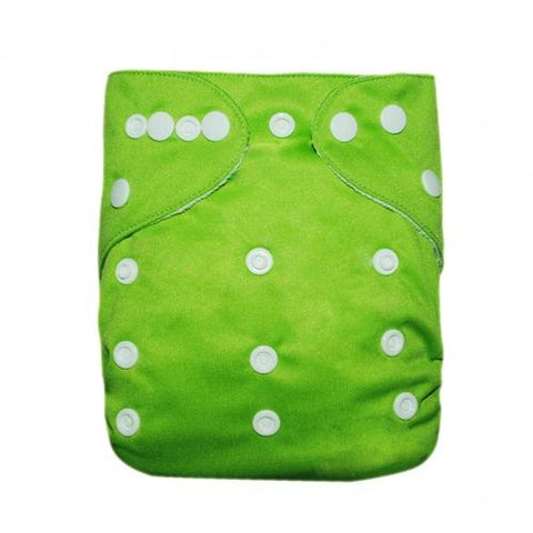OSFM Bamboo Pocket Nappy - BB10 - Chirpy Cheeks Nappy Store - cloth nappies, wetbags, mama pads, breast pads, swim nappies