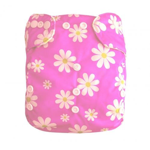 OSFM Bamboo Pocket Nappy - BG01 - Chirpy Cheeks Nappy Store - cloth nappies, wetbags, mama pads, breast pads, swim nappies