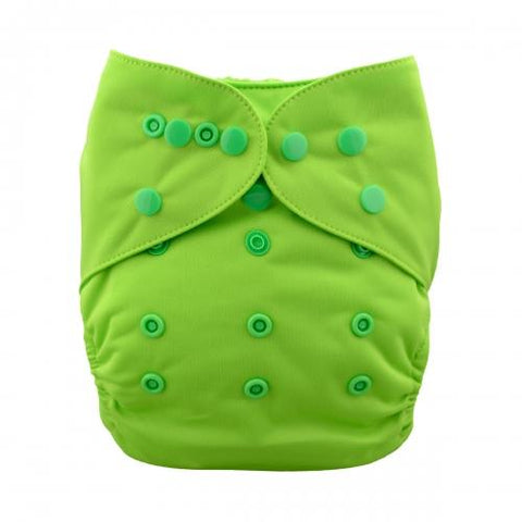 OSFM Nappy Cover - DC-B10 - Chirpy Cheeks Nappy Store - cloth nappies, wetbags, mama pads, breast pads, swim nappies