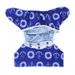 OSFM Nappy Cover - DC-S44 - Chirpy Cheeks Nappy Store - cloth nappies, wetbags, mama pads, breast pads, swim nappies