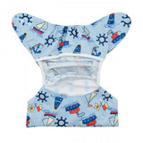 OSFM Nappy Cover - DC-YA126 - Chirpy Cheeks Nappy Store - cloth nappies, wetbags, mama pads, breast pads, swim nappies