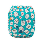 OSFM Pocket Nappy - Q37 (Limited Halloween Print)