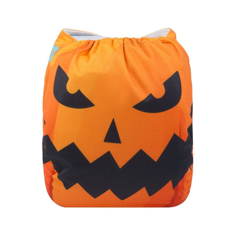 OSFM Pocket Nappy - QD24 (Limited Halloween Print)