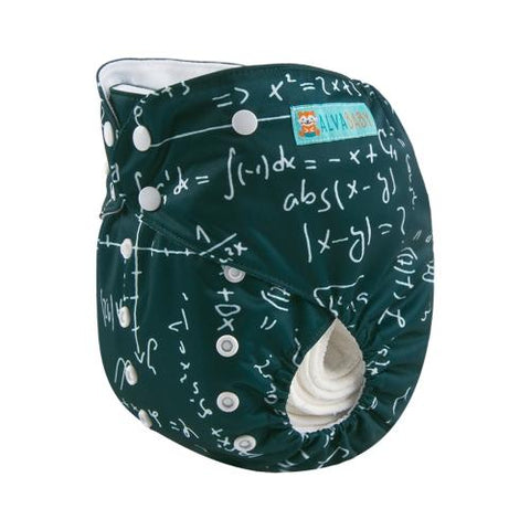 Big-Size Pocket Nappy - ZH052 - Chirpy Cheeks Nappy Store - cloth nappies, wetbags, mama pads, breast pads, swim nappies