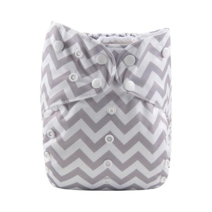 Big-Size Pocket Nappy - ZS33 - Chirpy Cheeks Nappy Store - cloth nappies, wetbags, mama pads, breast pads, swim nappies