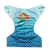 OSFM Pocket Nappy - DY37 - Chirpy Cheeks Nappy Store - cloth nappies, wetbags, mama pads, breast pads, swim nappies