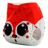 OSFM Pocket Nappy - DY42 - Chirpy Cheeks Nappy Store - cloth nappies, wetbags, mama pads, breast pads, swim nappies