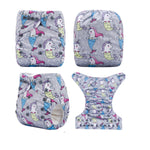 OSFM Pocket Nappy - DY51 - Chirpy Cheeks Nappy Store - cloth nappies, wetbags, mama pads, breast pads, swim nappies