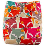 OSFM Pocket Nappy - DY6 - Chirpy Cheeks Nappy Store - cloth nappies, wetbags, mama pads, breast pads, swim nappies