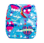 OSFM Pocket Nappy - F1 - Chirpy Cheeks Nappy Store - cloth nappies, wetbags, mama pads, breast pads, swim nappies